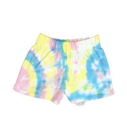 Firehouse Sherbert Tie Dye Shorts