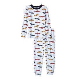 Esme Super Cars PJ Set