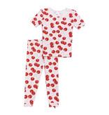 Esme Cherries Infant PJ Set