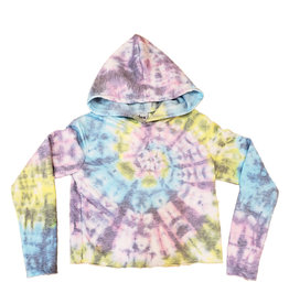 Firehouse Pastel / Grey Tie Dye Sweatshirt
