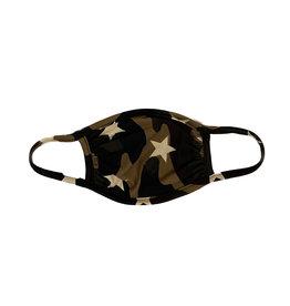Sofi Camo Star Mask for Kids