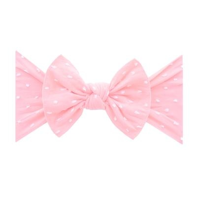 Baby Bling Light Pink Dot Headband