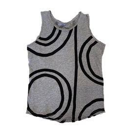 Nununu Heather Grey Circle Tank