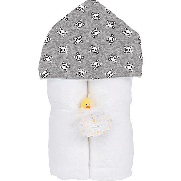 Baby Jar Pirates Hooded Towel