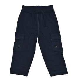 Mish Navy Infant Cargo Pant