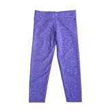 Dori Violet/White Heathered Legging