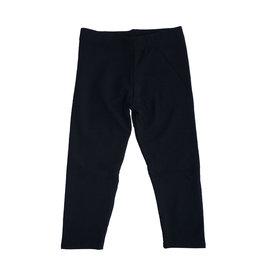 Dori Creations Super Soft Black Infant Legging