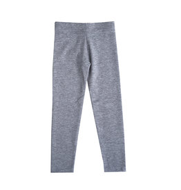 Dori Creations Grey/White Heathered Legging