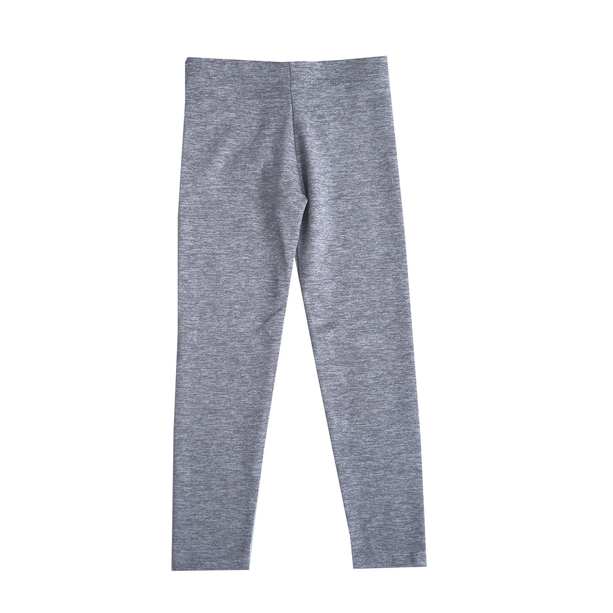 Dori Grey/White Heathered Legging