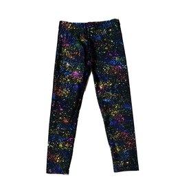 Dori Creations Glitter Splatter Leggings