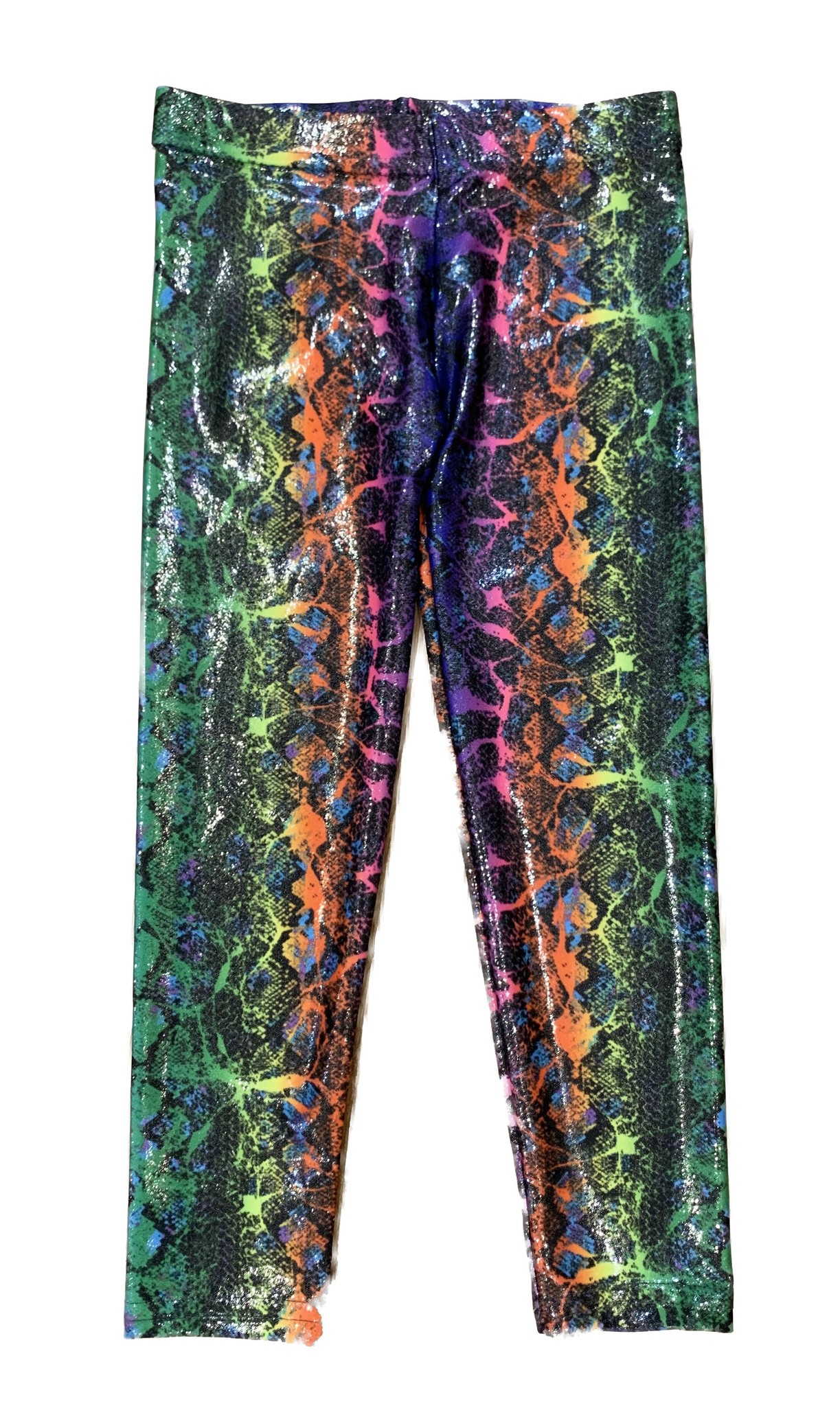 Dori Creations Glitter Snake Leggings