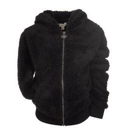 Appaman Black Fuzzy Jacket