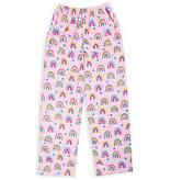 Iscream Rainbow hearts Plush Lounge Pants