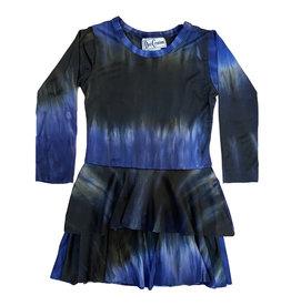 Dori Soft Midnight Tie Dye Dress
