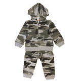 Splendid Green Camo Infant Sweatsuit