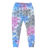 T2Love Tie Dye Sweatpant with Hearts