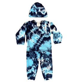 Baby Steps Navy/Turq 3 Pc Take Home Set
