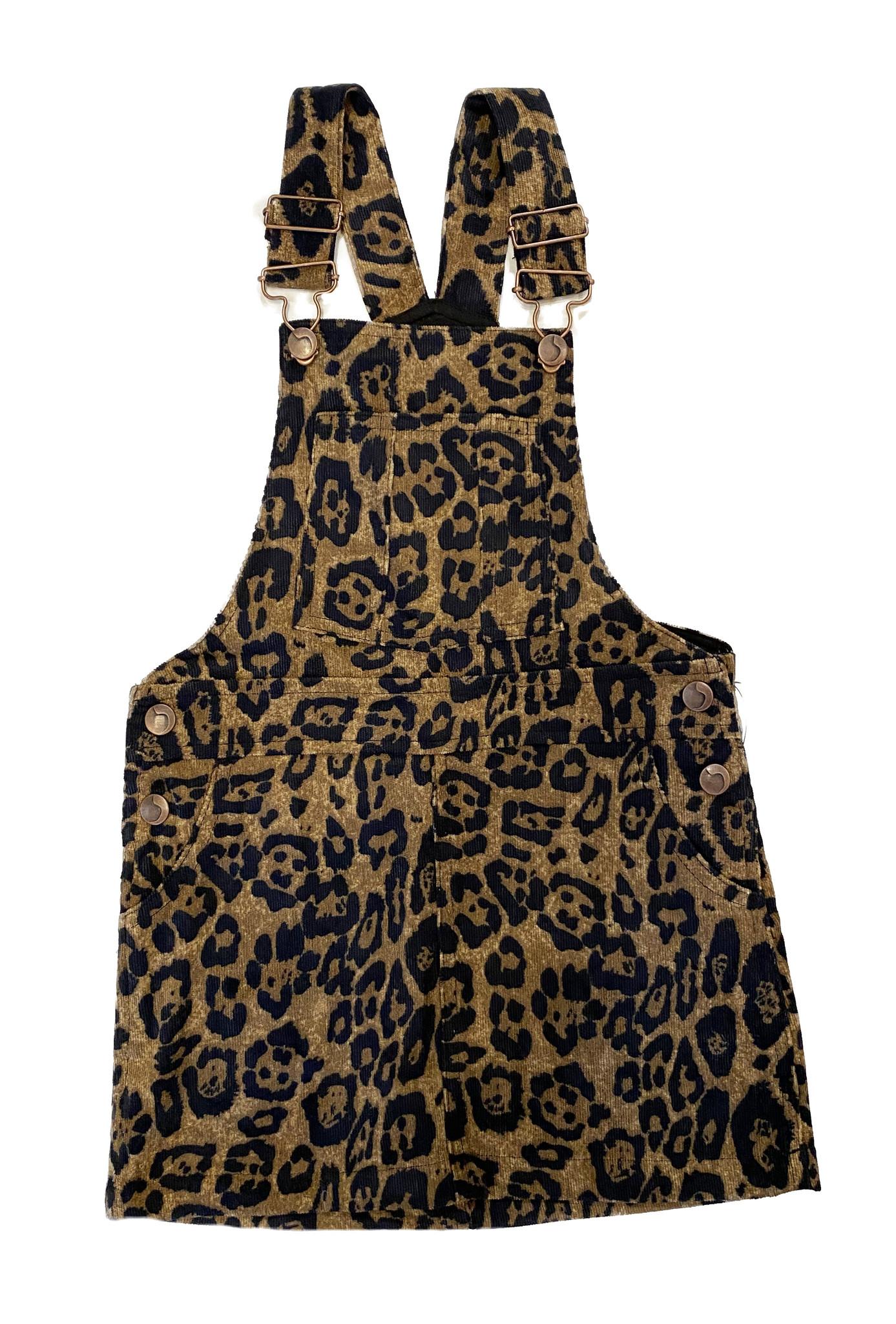 Joe's Cheetah Print Skirt-All Dress