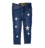 Joe's Stretch Denim Jean with Silver Stars