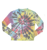 Firehouse Sunshine Tie Dye Top