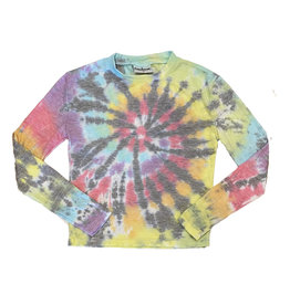 Firehouse Sunshine Tie Dye Top