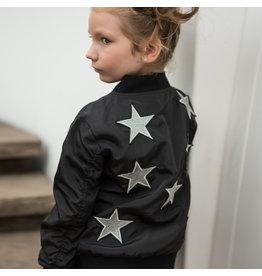 Sparkle Star Lightweight Bomber Jacket