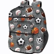 Sports City Backpack