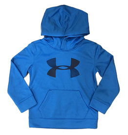 Under Armour Blue Fleece UA Pullover