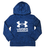 Under Armour Blue Heathered UA Pullover