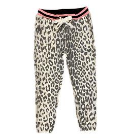 Katie J NYC Leopard Print Sweatpant