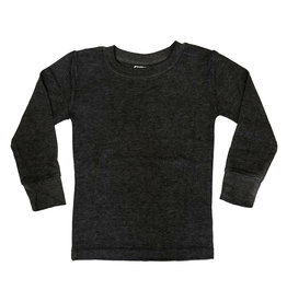 Mish Blk/Charcoal Thermal Top