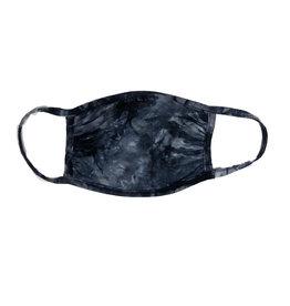 Sofi Black Tie Dye Mask
