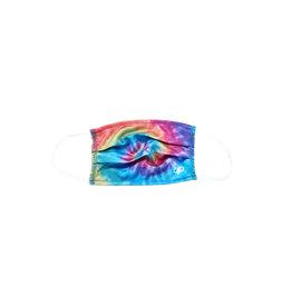 CP Spiral Tie Dye Kids Mask