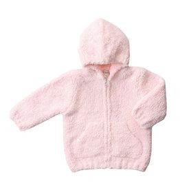 Angel Dear Pink Chenille Jacket
