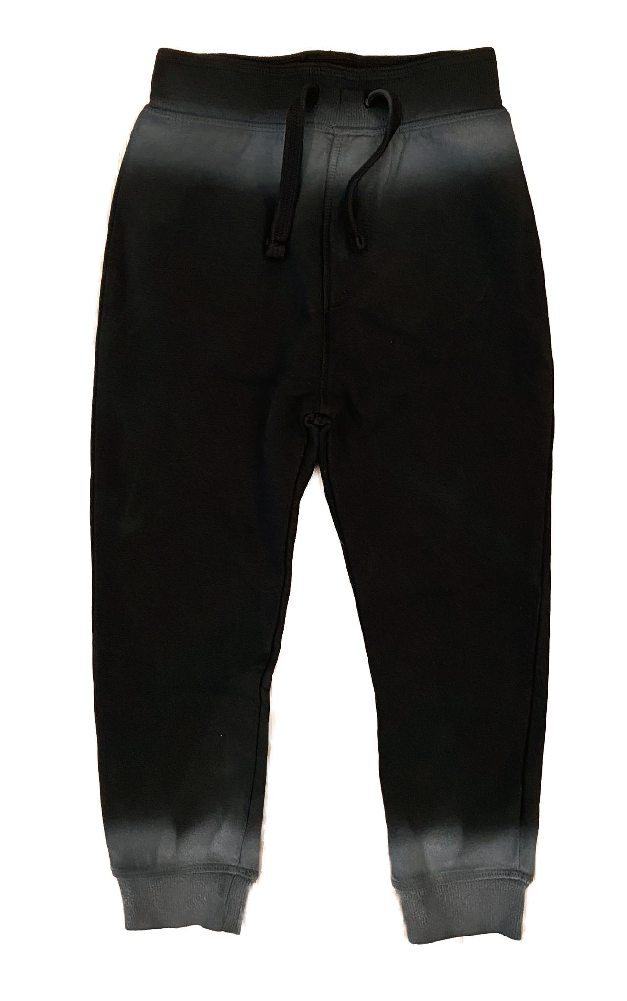 Mish Black Ombre Jogger