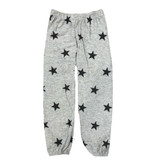 Dori Gray Soft Star Sweatpant