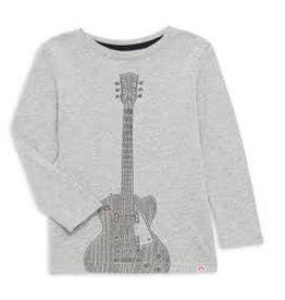 Appaman Grey Infant Guitar Tee