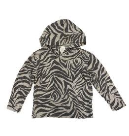 Dori Soft Zebra Hoodie