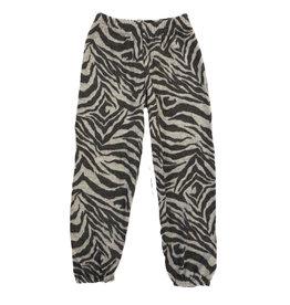Dori Soft Zebra Sweatpant