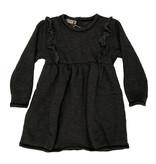 Cozii Charcoal Fleece Infant Dress