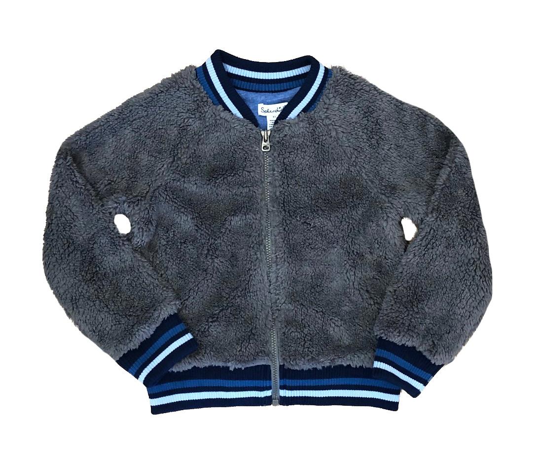 Splendid Infant Sherpa Bomber Jacket