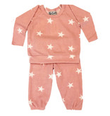 Dori Pink Soft Star Infant Set
