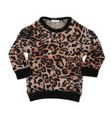 Cozii Soft L/S Raglan Infant Leopard Top
