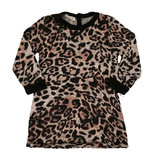 Cozii L/S Soft Leopard Infant Dress