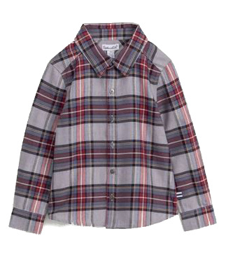 Splendid Winter Plaid Shirt