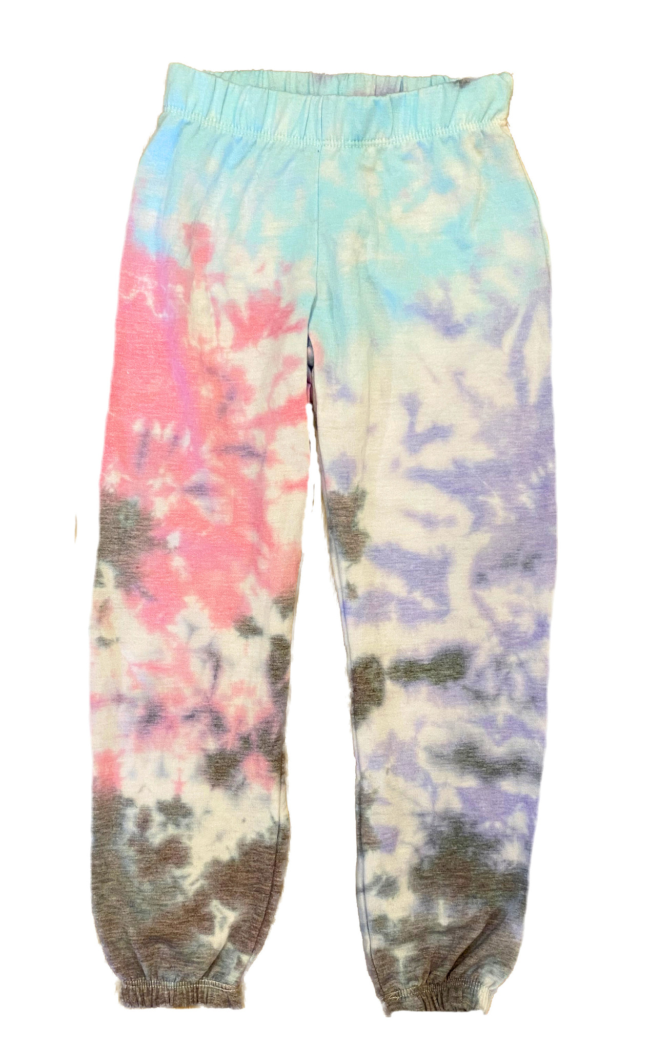 Firehouse Unicorn Tie Dye Fleece Sweatpant