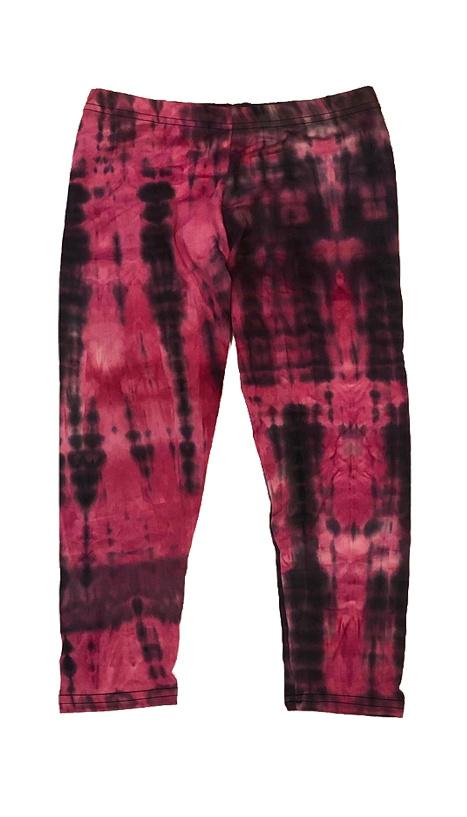 Dori Creations Soft Pink/Black TD Infant Legging