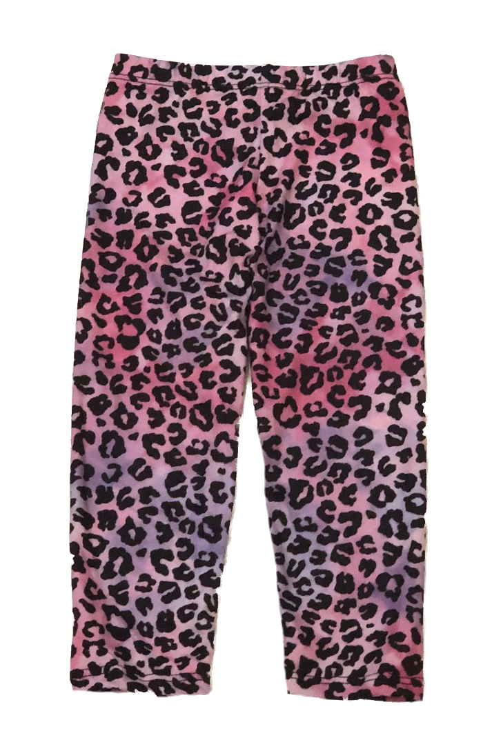 Social Butterfly Soft Pink Leopard Infant Legging