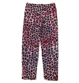 Social Butterfly Soft Pink Leopard Legging
