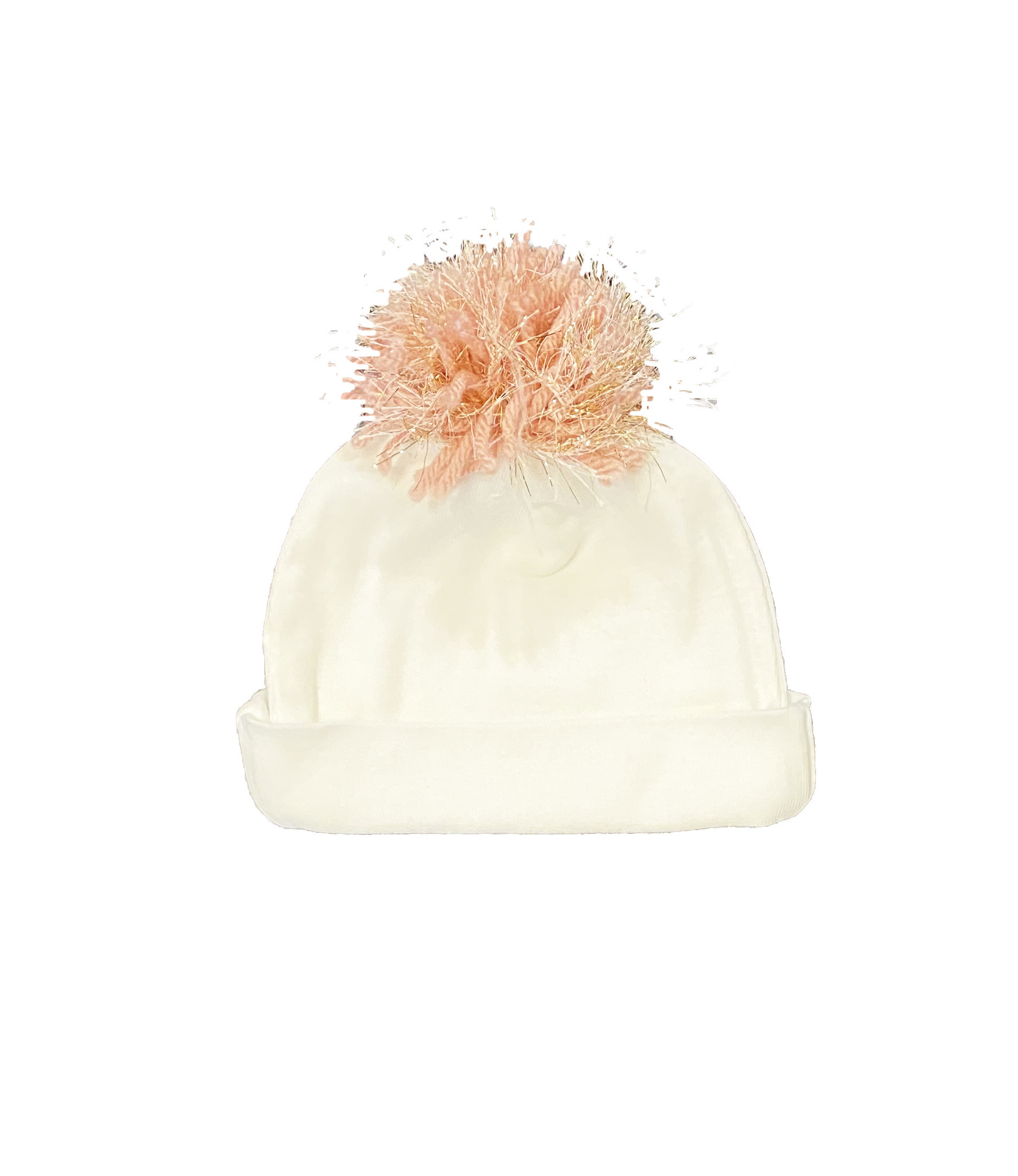 Oh Baby Sparkle Pom Hat